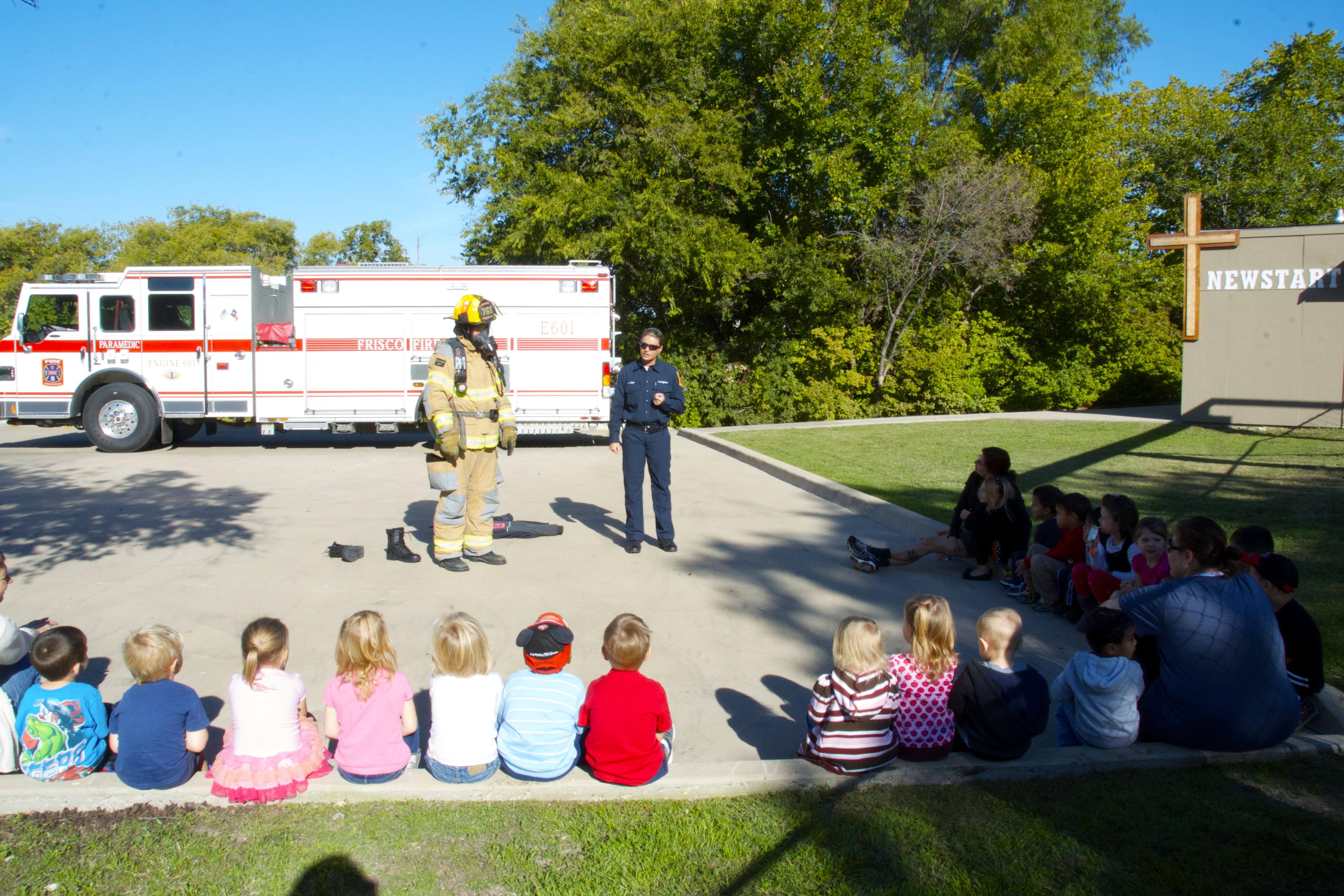 Frisco Texas Preschool at Newstart
